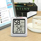 ThermoPro TP50 Hygrometer Thermometer Indoor Humidity Monitor with Temperature Gauge Humidity Meter