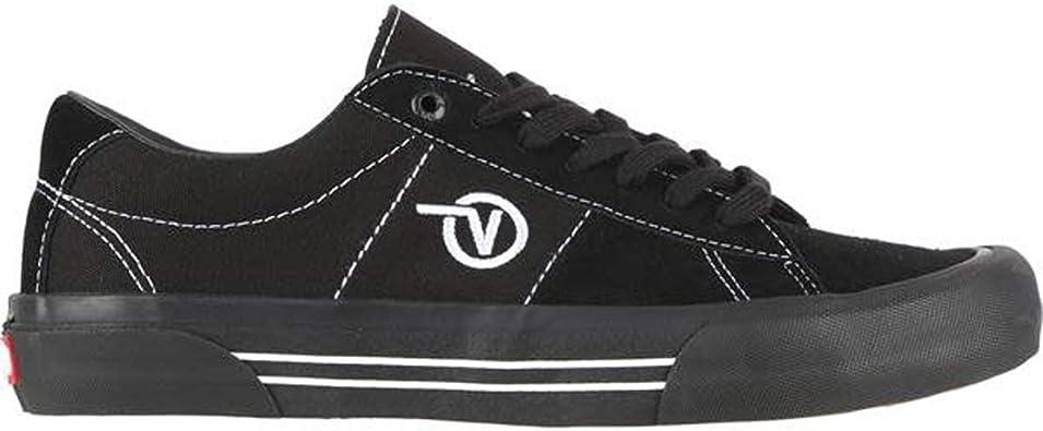 Vans Saddle SID PRO Skate Shoes Black