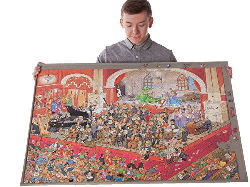 jigthings JIGBOARD 2000 - Jigsaw Puzzle Board for up to 2,000 Pieces from
