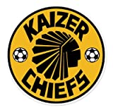 Kaizer Chiefs FC - South Africa Football Soccer Futbol - Car Sticker - 4""