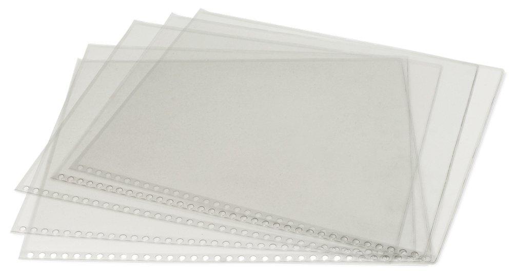 Royal & Langnickel RSLEEV-90 Chemises supplémentaires A1 pour classeurs portfolio 5 pièces Chemise supplémentaire Porte-documents