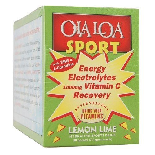 Ola Loa Sport Lemon Lime – 30 Packets