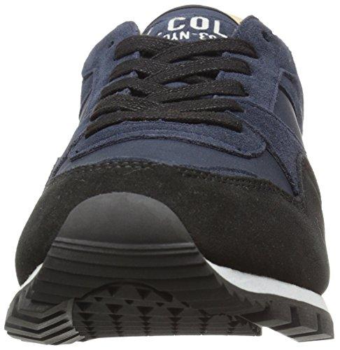 Kenneth Cole Reaksjon Menns Sent Riser Mote Sneaker Navy
