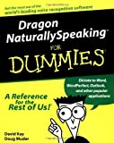 img - for Dragon NaturallySpeaking For Dummies (For Dummies (Computers)) Paperback October 21, 1999 book / textbook / text book