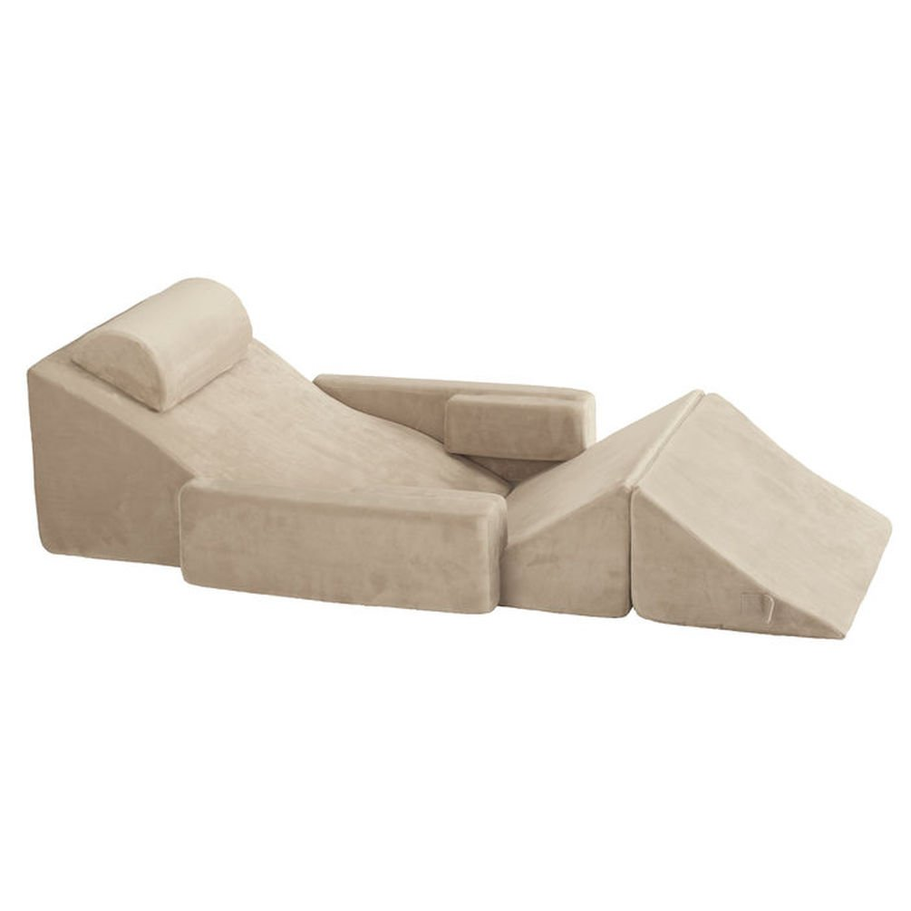 Brookstone Build-A-Bed Rest Customizable Bed Wedge