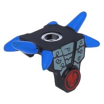 G5 LEGO Glitter Trans Clear Bionicle Mask Avohkii