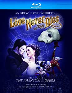 Andrew Lloyd Webber's Love Never Dies [Blu-ray] (Sous-titres français)