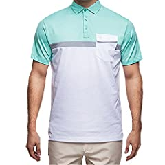 A luxurious lightweight jersey - This is a slightly tweaked fashion version of the Brunner. The collar is slightly more open and it has a more traditional 3 button placket. The 35% high grade poly performance fabrication mixed with t he 65% P...