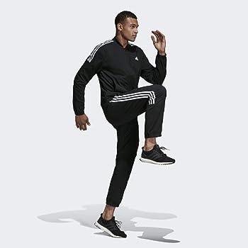 adidas MTS WV Light Chándal, Hombre, Black/Black/White, L/L ...