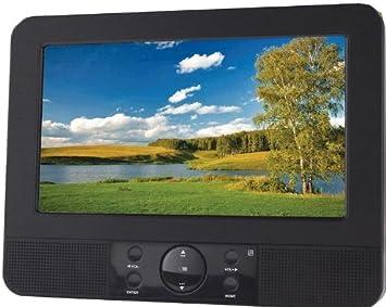 Sunstech Pmp100 - Reproductor de MP3 (pantalla de 7