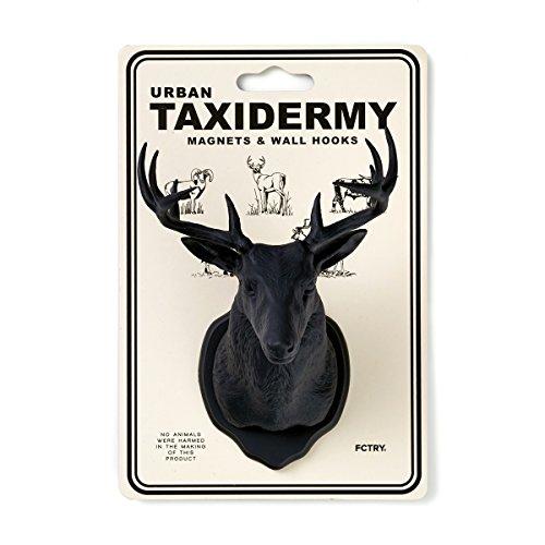 urban-taxidermy-magnet-and-wall-hook-deer-black
