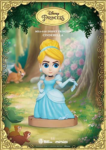 51CeVM LA8L Beast Kingdom Disney Princess: Cinderella MEA-016 Mini Egg Attack Figure, Multicolor