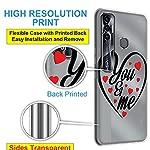 Fashionury Printed Soft Back Cover Case for Tecno Spark 7 Pro/Designer Transparent Back Cover for Tecno Spark 7 Pro…
