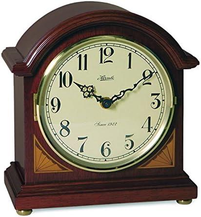 Amazon Com Hermle Windfall Mantel Clock 22919n92114 Home Kitchen