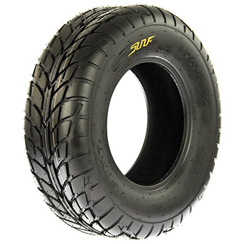 Pair of 2 SunF A021 TT Sport ATV UTV Dirt & Flat Track Tires 22x7-10, 6 PR, Tubeless by SunF (Image #8)