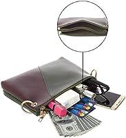 5d6c876565d8 Small Crssobody Bag Double Separate Pockets Crossbody Shoulder ...