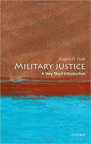 :FREE: Military Justice: A Very Short Introduction (Very Short Introductions). anuncios easier industry albums number Sonos