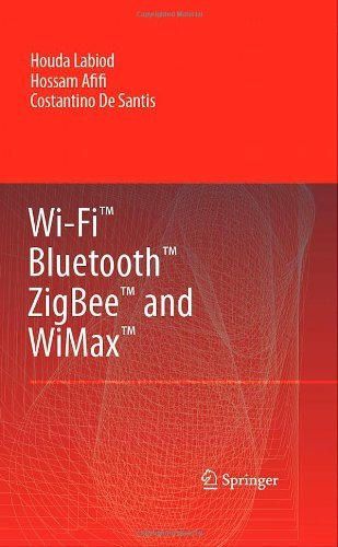 Download Wi-FiTM, BluetoothTM, ZigbeeTM and WiMaxTM Pdf