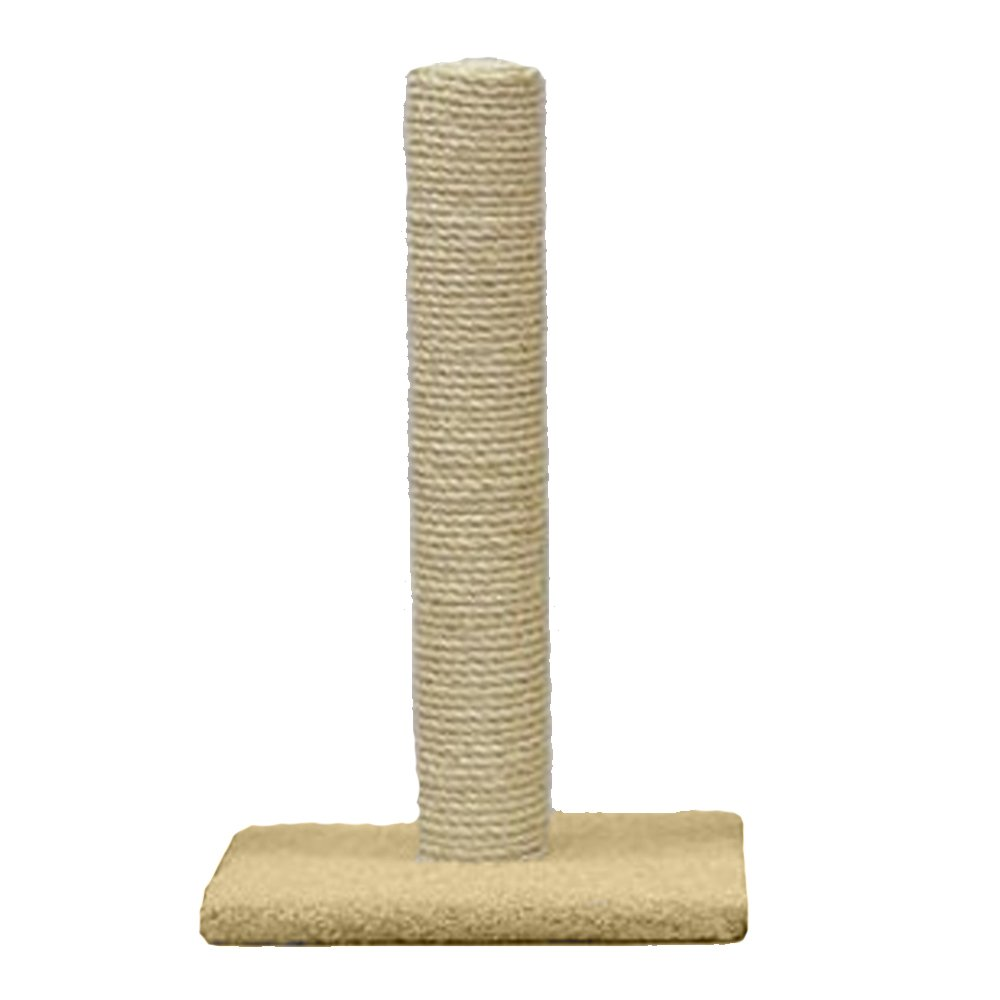 Classy Kitty 20'' Sisal Cat Post 14.5x11.5x20