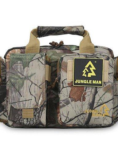 Jack Camouflage Wasserdichte Schultertasche für die Jagd / Fischerei / Camping Wandern
