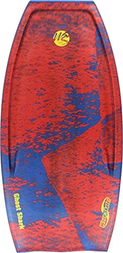 Wave Skater Bodyboard - Ghost Shark 48'' Red/Blue by Wave Skater