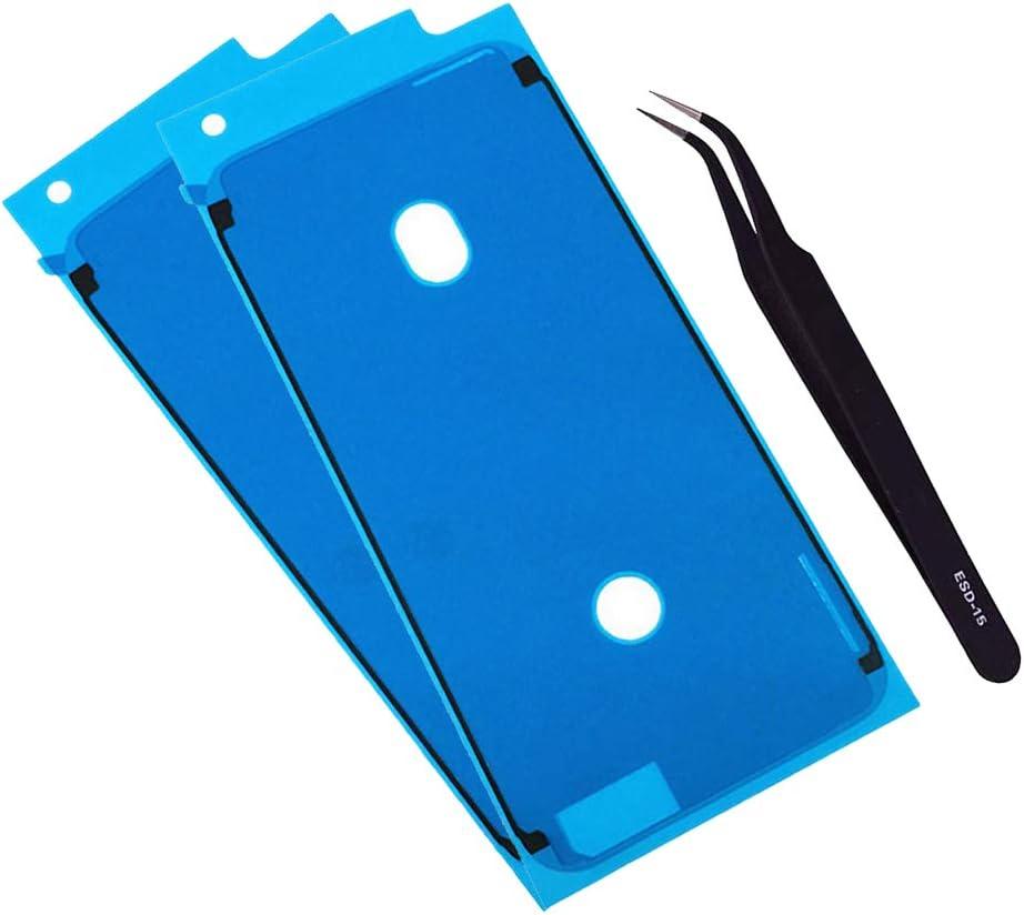 Screen Adhesive Strips Pre Cut Waterproof Seals For Iphone 6 6s Gvkvgih Water Liquid Damage Repair Adhesive Replacement 2pack For Iphone 6 6s Amazon Com