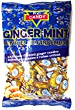 KC Candy Original Ginger Mint Candy (Pack of 3) 3.52 oz Bags