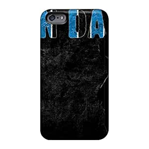 SherriFakhry Iphone 6plus Scratch Protection Mobile Cases Unique Design HD Green Day Band Pictures [oMT7454PDgH]