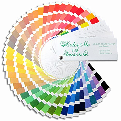 color analysis swatch fan - 3