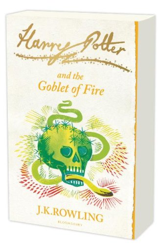 the equal parts of danger and delight in harry potter and the goblet of fire From amazoncouk harry potter and the goblet of fire is the long-awaited, heavily  jk rowling offers up equal parts danger and delight--and any number of.