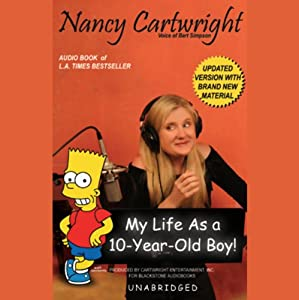 My Life as a 10-Year-Old Boy Audiobook