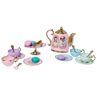 Disney Animators' Collection Tea Set: Toys & Games
