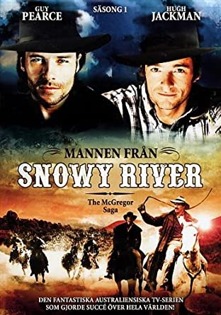 Man from Snowy River: The McGregor Saga TV Series Complete