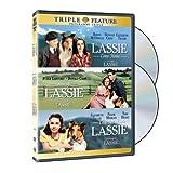 Lassie Come Home / Son of  Lassie / Courage of Lassie (Triple Feature) // La fidèle Lassie / Le fils de Lassie / Le courage de Lassie