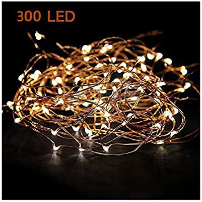 Starry String Lights Beauteous Extra Long 60foot 60led Starry String Lights Warm White On A
