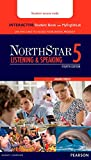 img - for NorthStar Listening and Speaking 5 Interactive Student Book with MyLab English (Access Code Card) book / textbook / text book