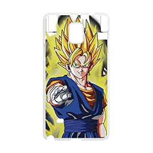Dragon ball anime Cell Phone Case for Samsung Galaxy Note4 by Maris's Diary