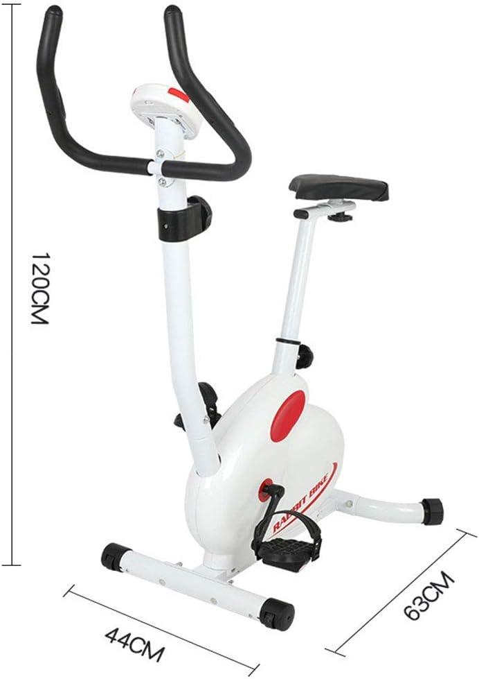 Nfudishpu Bicicleta de Ejercicio para el hogar Bicicleta de ...