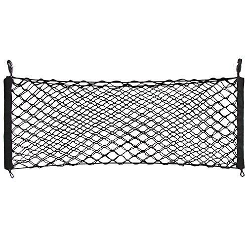 Envelope Style Trunk Cargo Net For SUBARU OUTBACK 2000 - 2017 NEW