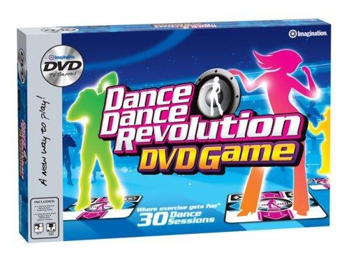 Dance Dance Revolution DVD Game