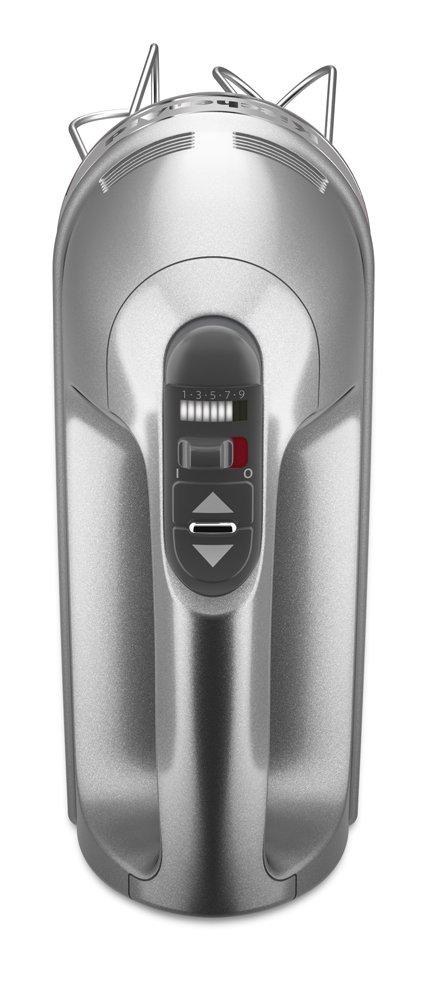 KitchenAid batidora de mano digital khm926, 9 velocidades con turbo Beater II accesorios: Amazon.es: Hogar