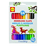 ALEX Toys - Artist Studio Modeling Clay with 24 Colors 266/24