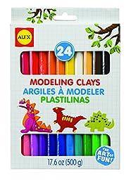 ALEX Toys Artist Studio 24 Modeling Clays