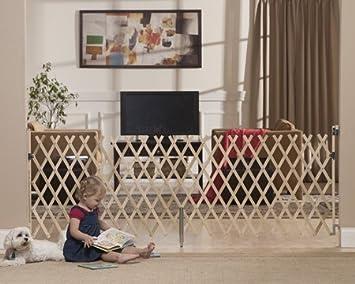 Amazon GMI Keepsafe 84 Wood Expansion Gate Baby