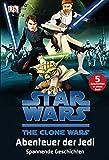 Star Wars™ The Clone Wars™ Abenteuer der Jedi: Spannende Geschichten