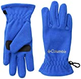 Best COLUMBIA Warm Gloves - Columbia Youth Thermarator Gloves, Super Blue, Small Review