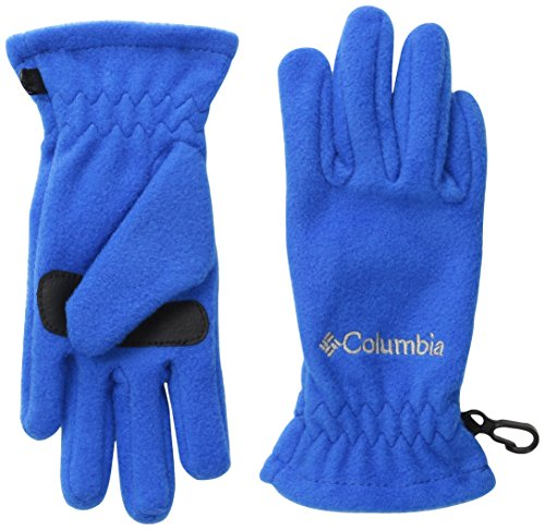 Columbia Youth Thermarator Gloves, Super Blue, Small