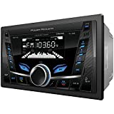 Power Acoustik PL-52B Double-Din In-Dash Digital Audio Receiver with Bluetooth