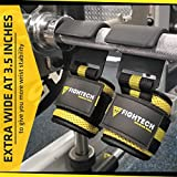 FIGHTECH Lifting Hooks for Weight Lifting | Hook