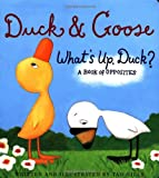 A Book of Opposites Duck & Goose: What's Up Duck?